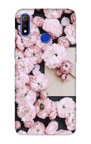 Roses All Over Realme 3 Cases & Covers Online