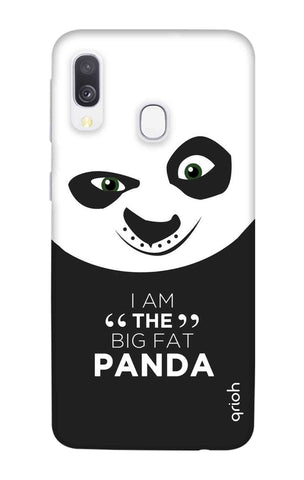 Big Fat Panda Samsung Galaxy A40 Cases & Covers Online