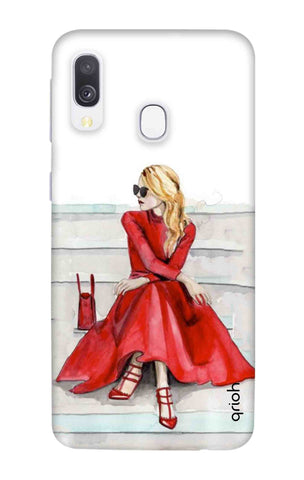 Definite Diva Samsung Galaxy A40 Cases & Covers Online