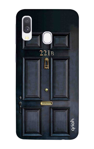 Baker Street Door Samsung Galaxy A40 Cases & Covers Online