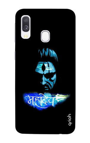 Mahadev Samsung Galaxy A40 Cases & Covers Online