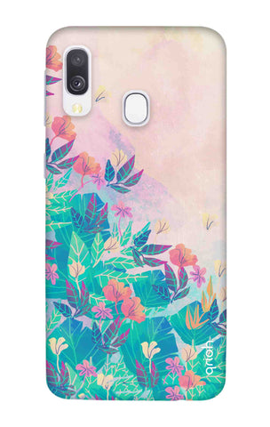 Flower Sky Samsung Galaxy A40 Cases & Covers Online