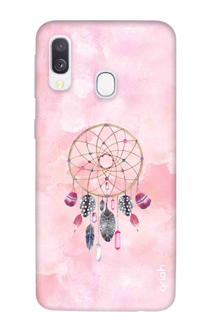 Pink Dreamcatcher Samsung Galaxy A40 Cases & Covers Online