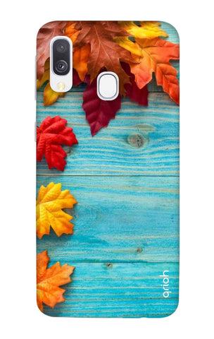 Fall Into Autumn Samsung Galaxy A40 Cases & Covers Online