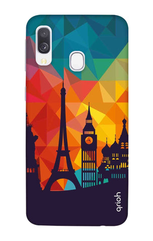 Wonders Of World Samsung Galaxy A40 Cases & Covers Online