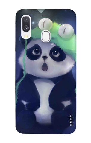 Baby Panda Samsung Galaxy A40 Cases & Covers Online