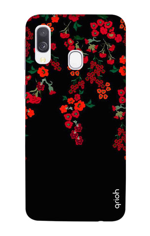 Floral Deco Samsung Galaxy A40 Cases & Covers Online