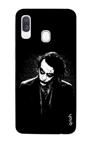 Black Satan Samsung Galaxy A40 Cases & Covers Online