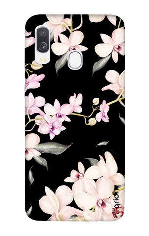 Seamless Flowers Samsung Galaxy A40 Cases & Covers Online