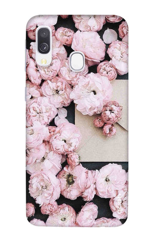 Roses All Over Samsung Galaxy A40 Cases & Covers Online