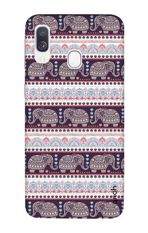 samsung galaxy a40 case elephant