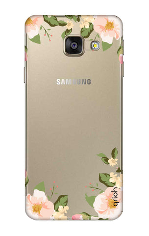 Flower In Corner Samsung A3 2016 Cases & Covers Online