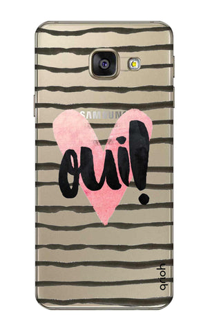 Oui! Samsung A3 2016 Cases & Covers Online