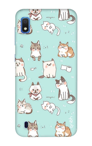 Cat Kingdom Samsung Galaxy A10 Cases & Covers Online