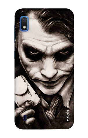 Why So Serious Samsung Galaxy A10 Cases & Covers Online