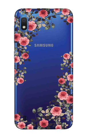 Floral French Samsung Galaxy A10 Cases & Covers Online