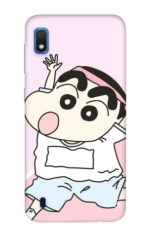 Running Cartoon Samsung Galaxy A10 Cases & Covers Online