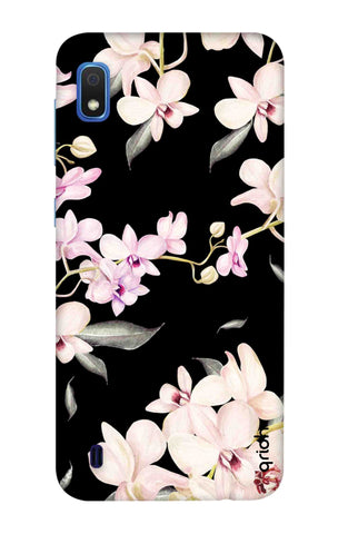 Seamless Flowers Samsung Galaxy A10 Cases & Covers Online