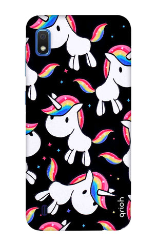 Colourful Unicorn Samsung Galaxy A10 Cases & Covers Online