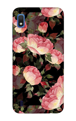 Watercolor Roses Samsung Galaxy A10 Cases & Covers Online