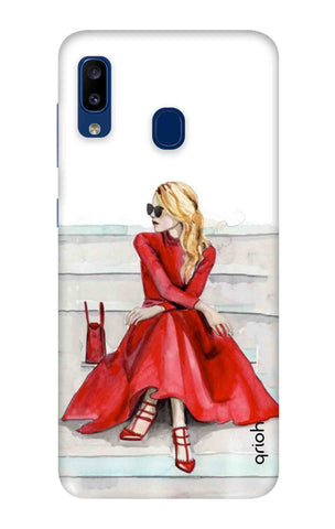 Definite Diva Samsung Galaxy A20 Cases & Covers Online