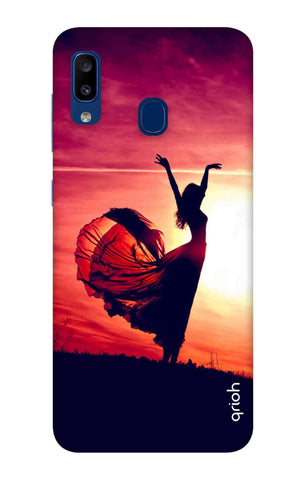 Free Soul Samsung Galaxy A20 Cases & Covers Online