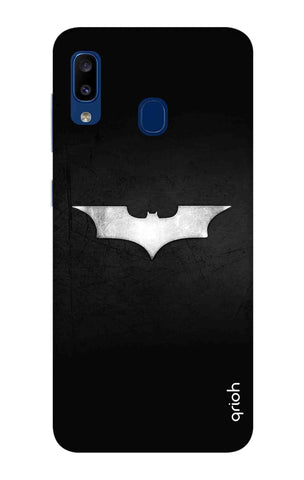 Grunge Dark Knight Samsung Galaxy A20 Cases & Covers Online