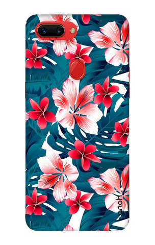 Floral Jungle Oppo R15 Pro Cases & Covers Online