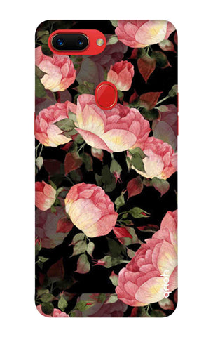 Watercolor Roses Oppo R15 Pro Cases & Covers Online