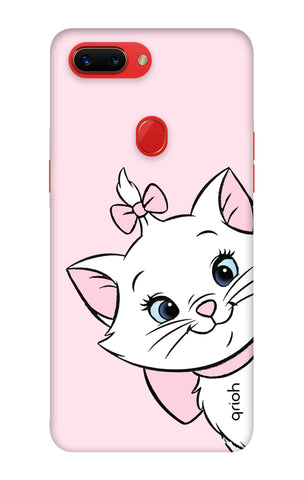 Cute Kitty Oppo R15 Pro Cases & Covers Online