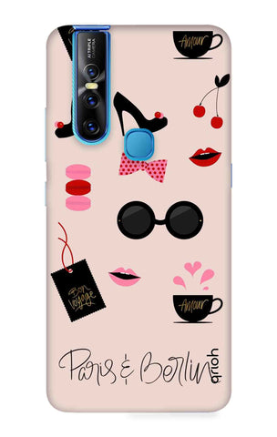 Paris And Berlin Vivo V15 Cases & Covers Online