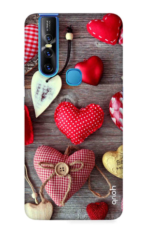 Be Mine Vivo V15 Cases & Covers Online