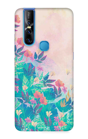 Flower Sky Vivo V15 Cases & Covers Online