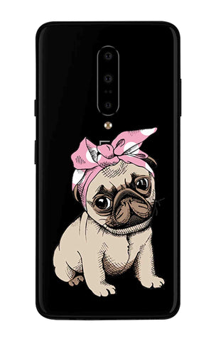 Pink Puggy OnePlus 7 Pro Cases & Covers Online