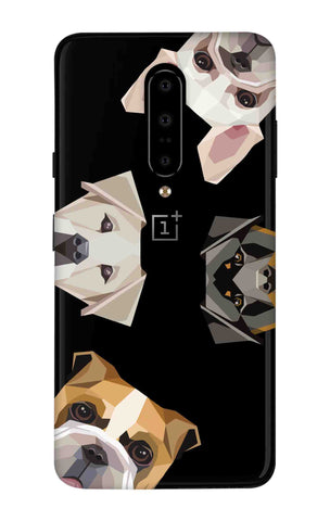 Geometric Dogs OnePlus 7 Pro Cases & Covers Online