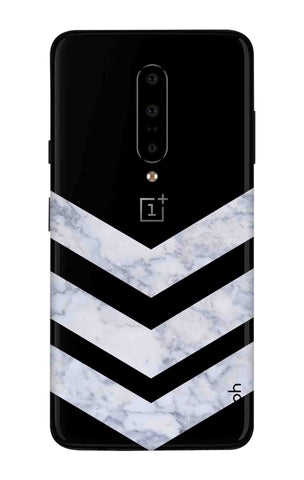 Marble Chevron OnePlus 7 Pro Cases & Covers Online