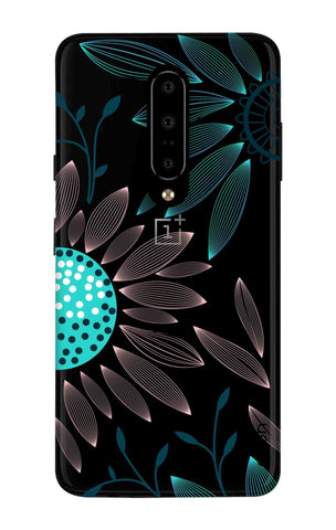 Pink And Blue Petals OnePlus 7 Pro Cases & Covers Online