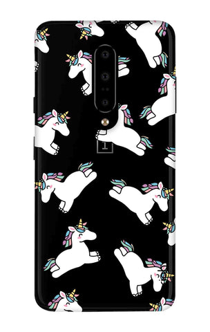 Jumping Unicorns OnePlus 7 Pro Cases & Covers Online