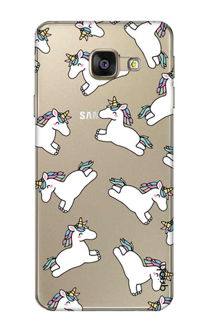 Jumping Unicorns Samsung A5 2016 Cases & Covers Online