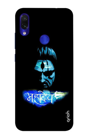 Mahadev Xiaomi Redmi Note 7 Pro Cases & Covers Online