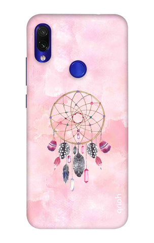 Pink Dreamcatcher Xiaomi Redmi Note 7 Pro Cases & Covers Online