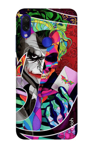 Color Pop Joker Xiaomi Redmi Note 7 Pro Cases & Covers Online