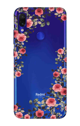 Floral French Xiaomi Redmi Note 7 Pro Cases & Covers Online