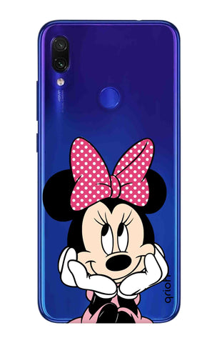 Minnie In Deep Thinking Xiaomi Redmi Note 7 Pro Cases & Covers Online