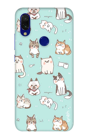 Cat Kingdom Xiaomi Redmi 7 Cases & Covers Online
