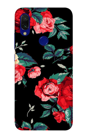 Wild Flowers Xiaomi Redmi 7 Cases & Covers Online