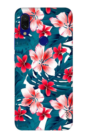 Floral Jungle Xiaomi Redmi 7 Cases & Covers Online