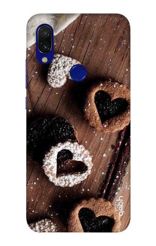Heart Cookies Xiaomi Redmi 7 Cases & Covers Online