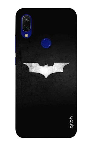 Grunge Dark Knight Xiaomi Redmi 7 Cases & Covers Online