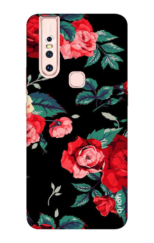 Wild Flowers Vivo S1 Cases & Covers Online